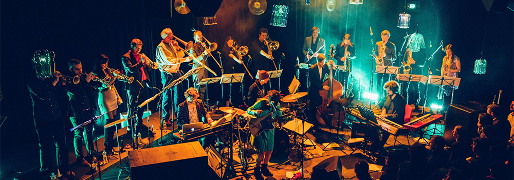 Monika Roscher Big Band
